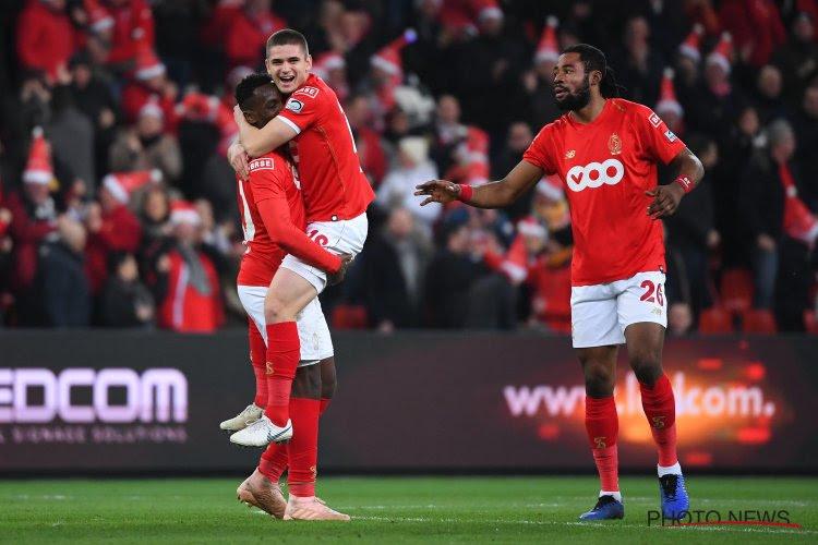 Standard telt een mak KV Oostende nog voor de rust helemaal uit en doet gouden zaak in strijd om play-off 1-ticket