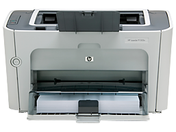 Instructions on get HP LaserJet P1505n printing device installer
