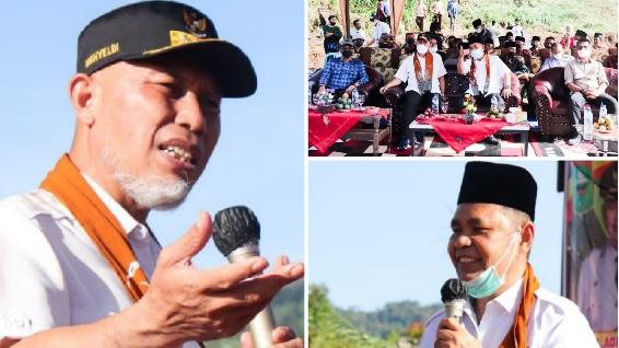 Masyarakat Sadar Wisata Dukung Gunung Talang jadi Destinasi Wisata Internasional