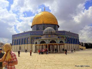 Иерусалим. Храмовая гора. Купол Скалы над Камнем мироздания. Обзорная экскурсия Иерусалим трех религий. Гид в Иерусалиме Светлана Фиалкова.