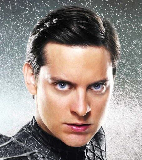 Tobey Maguire Profile Pics Dp Images | Desi Comment Pics Tobey Maguire Facebook