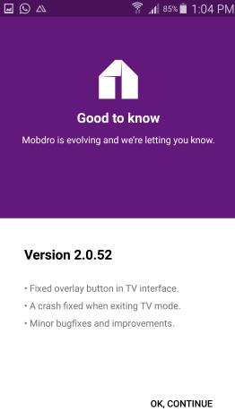 mobdro v2.0.50