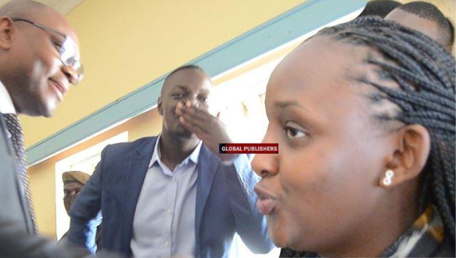 Sabaya Ambusu Mchumba Wake Kabla ya Kupelekwa Gerezani