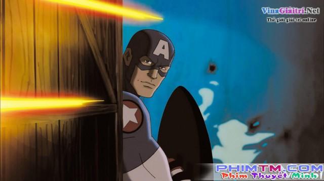 Xem Phim Trận Chiến Cuối Cùng 2: Báo Đen Trỗi Dậy - Ultimate Avengers Ii: Rise Of The Panther - phimtm.com - Ảnh 2