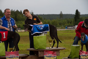 Nordisk mästerskap i Skellefteå 2015. Finaldagen Lördag