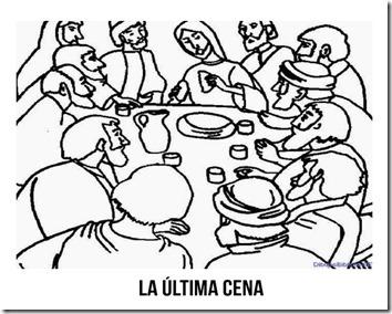 LA ULTIMA CENA 2144