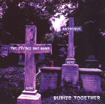 Iron Claw + The Flying Hat Band ~ 1992 ~ Buried Together