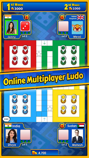 Ludo Kingu2122 4.4.0.87 screenshots 1