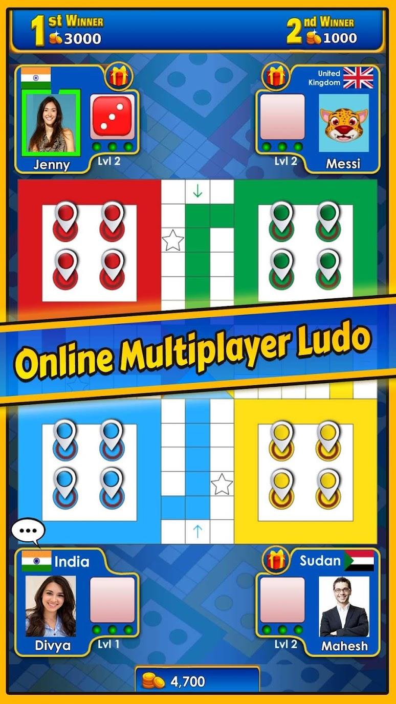 Ludo king Mod Apk (Unlimited Money/MOD) 1