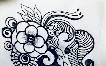 Flower Leaf Tattoo