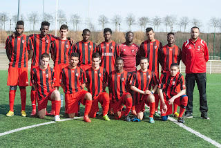 U 19 EXC CFFP - US Ivry Foot 8/03/2015