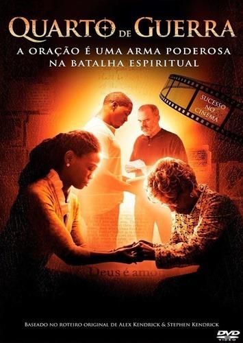 Quarto de Guerra - Capa DVD