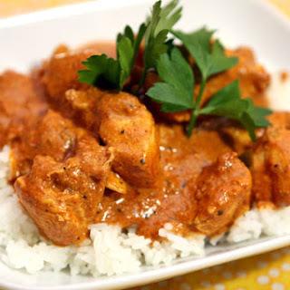 Spicy Chicken Fillet masala.