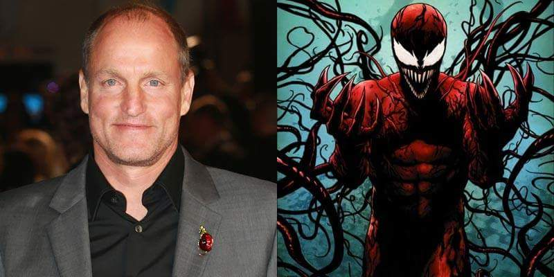 Venom: Woody Harrelson conferma la sua presenza!
