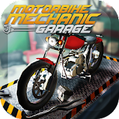 Motorbike Mechanic Simulator: Bike Garage Games