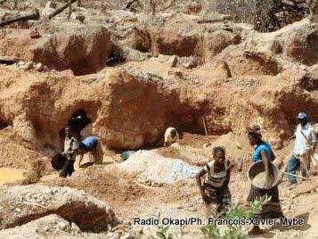 Masisi : trois morts et des « disparus » après l'éboulement d'une mine à Rubaya