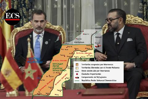 El Sáhara Occidental se ha convertido en un factor determinante en la relación entre España y Marruecos.