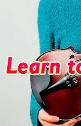 Learn to play the violin APK screenshot thumbnail 1