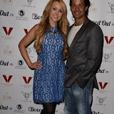 OIC - ENTSIMAGES.COM - Gem Allen and Jay Khan at the Dr. Vincent Wong Skincare Launch at Mahiki  London 3rd June 2015 Photo Mobis Photos/OIC 0203 174 1069