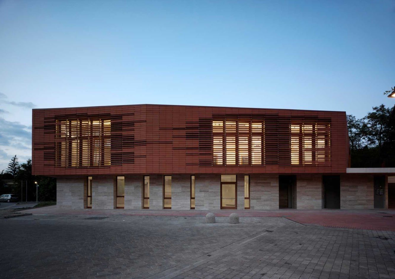 Library: LIBRARY of GREVE by MDU ARCHITETTI