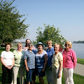 Tobe Roberts, Pam Robinson, Margaret Ehrig, Susan Gifford, Janet Hylbak, Lys Fouts, Kay Johnson, Joyce Rissberger