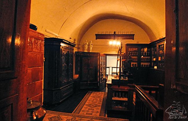 camera materialelor muzeul farmaciei cluj