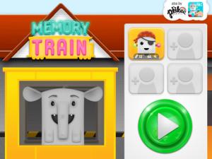 Memory Train Main Page