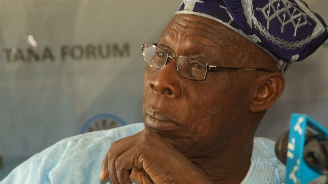 I am very certain that Xenophobia will cripple everything in South Africa, says Obasanjo