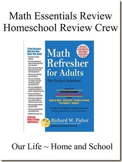 Math Essentials Review