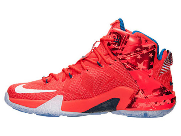 Catalog Image Look at the Upcoming LeBron XII 4th of July