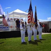 Coast Guard 224th BD Col. Guard 161