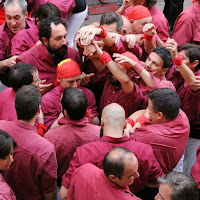 Actuació 20è Aniversari Castellers de Lleida Paeria 11-04-15 - IMG_9054.jpg