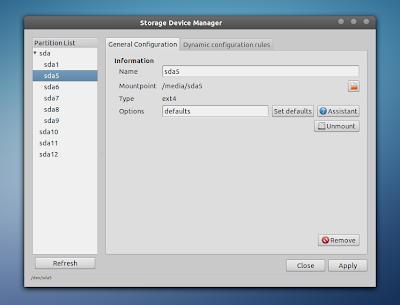 Storage Device Manager pysdm