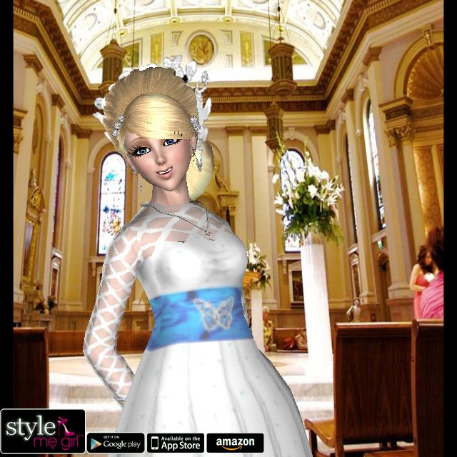 Style Me Girl Level 42  - Princess Wedding - Isabella