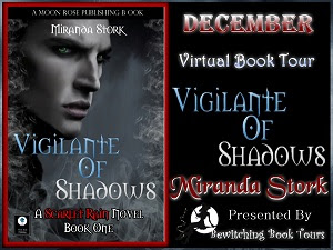 Vigilante of Shadows Blog Tour hosted by Bewitching Book Tours
