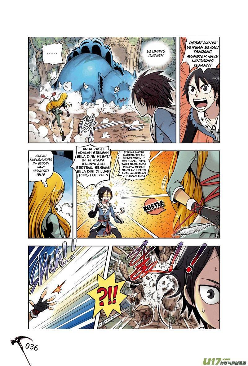 Zui Wu Dao Chapter 2