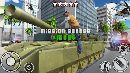 Real Crime In Russian City 1.10 [Mod + APK] Android 3