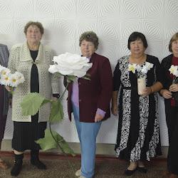 Благотворительная акция «Белый цветок» (Кировский СДК)