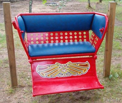 Wheel Seat
