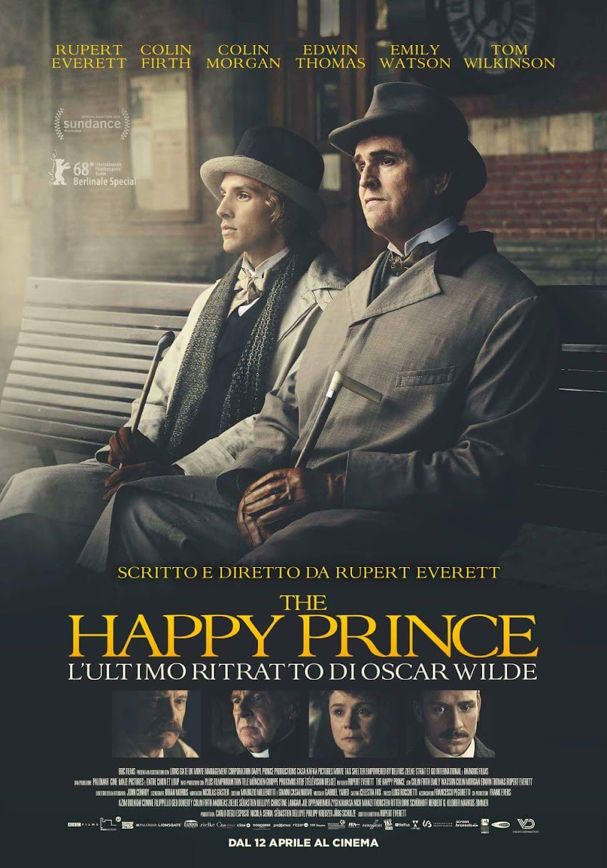 The Happy Prince dal 12 aprile al cinema.