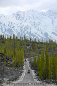 Gilgit-Baltistan the Land of Beauty.