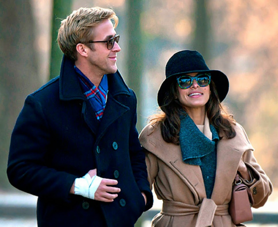 Eva Mendes and Ryan Gosling expecting first child