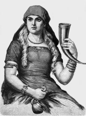 Goddess Sif Image