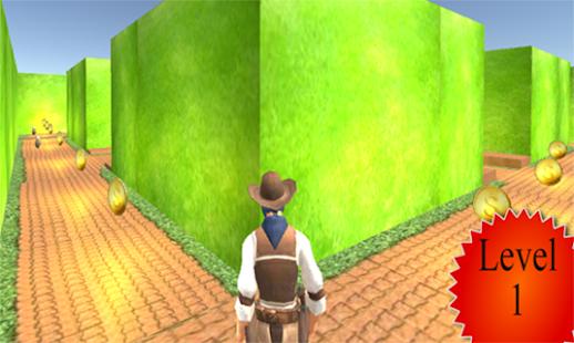 Extra Maze - náhled