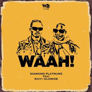 Diamond Platnumz Feat. Koffi Olomide - Waah (Ndombolo)