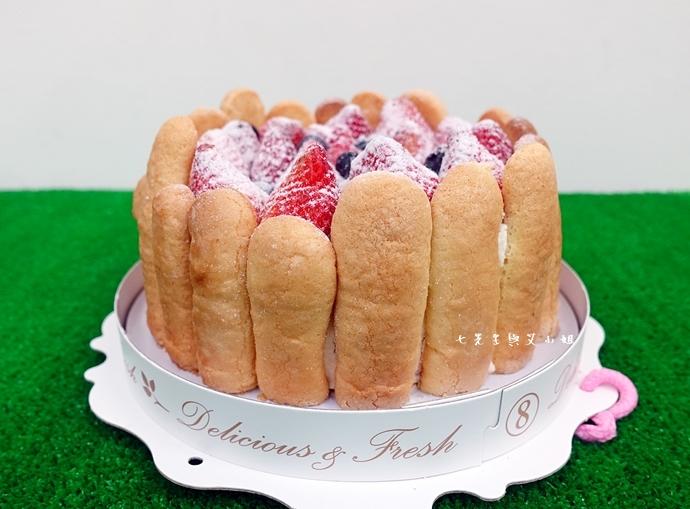 8 棒棒糖手工點心 愛妻草莓蛋糕