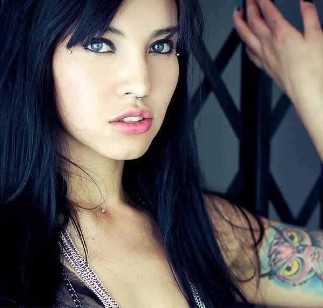 Vackra kvinnokön