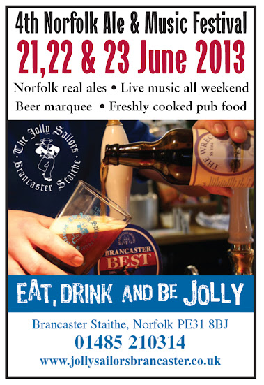 Norfolk Ale & Music Festival, The Jolly Sailors, Brancaster Staithe, North Norfolk Coast | Eat, Drink & Be Jolly - An excellent weekend at The Jolly Sailors on the north Norfolk coast - real ale festival, live music, fun & games | Deepdale Backpackers & Camping Events, Courses & Activities