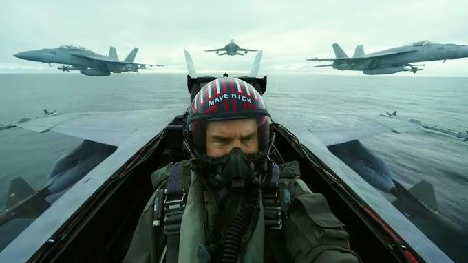 Apple y Netflix quieren hacerse con los derechos de Top Gun: Maverick, aunque Paramount se niega a ello