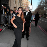WWW.ENTSIMAGES.COM - Preeya Kalidas  arriving at      The Asian Awards at Grosvenor House, 86-90 Park Lane, London April 16th 2013                                            Photo Mobis Photos/OIC 0203 174 1069